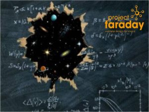 Project Faraday logo